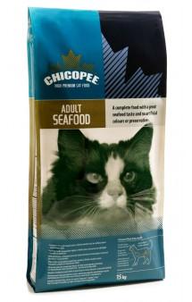 Сухой корм для кошек с морепродуктами / Chicopee (Канада)
