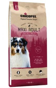 CNL корм для взрослых собак крупных пород с Птицей и Просом / Chicopee (Канада)