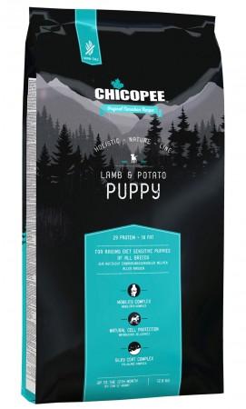HNL, корм для щенков с Ягненком и Картофелем / Chicopee (Канада)