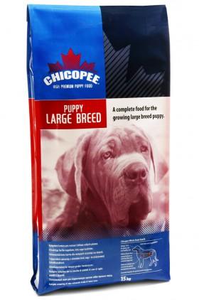 Сухой корм для щенков крупных пород / Chicopee (Канада)