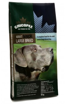 Сухой корм для пожилых собак крупных пород / Chicopee (Канада)