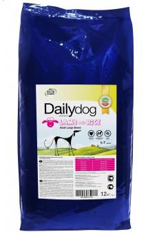 DailyDog Adult Large Breed Lamb and Rice, корм для собак крупных пород с Ягненком и Рисом / DailyPet (Италия)