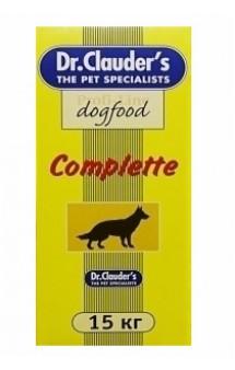 Complette, корм для собак всех пород / Dr. Clauder`s (Германия)