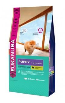 Eukanuba Dog Puppy Toy, корм для щенков миниатюрных пород / Eukanuba (Нидерланды)