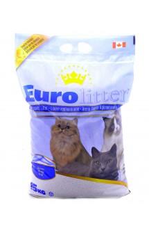 "Dust Free, комкующийся наполнитель ""Контроль запаха"", без запаха / EuroLitter (Канада)"