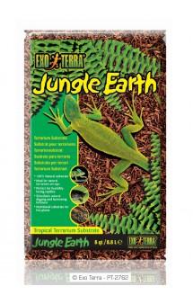 Jungle Earth, земля тропического леса, грунт для террариума / Hagen (Германия)