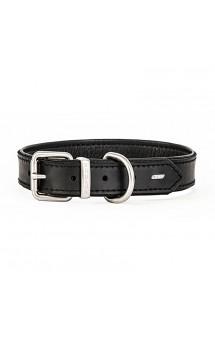Кожаный ошейник для собак Oxford, черный / EzyDog (Австралия)