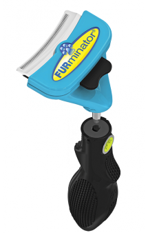 FURflex, фурминатор Комбо M, для собак средних пород / FURminator (США)