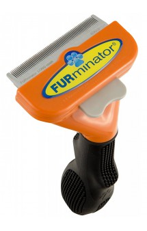 Long Hair Medium Dog, фурминатор для длинношерстных собак средних пород / FURminator Inc. (США)