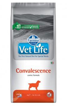 Vet Life Dog Convalescence, диета для собак в период восстановления / Farmina (Италия)