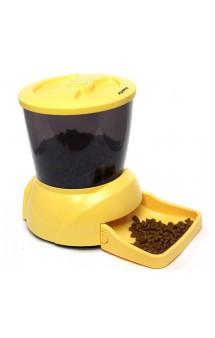 Автоматическая кормушка для кошек и мелких пород собак / Feed-Ex (Китай)