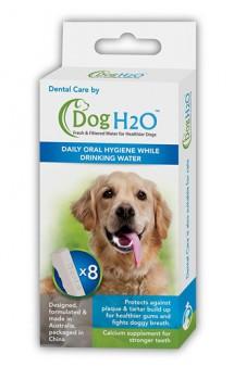Таблетки для гигиены полости рта Dental Care для поилок CatH2O и DogH2O / Feed-Ex (Китай)