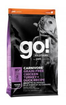 GO! CARNIVORE GF, корм для пожилых собак с Индейкой / Petcurean (Канада)