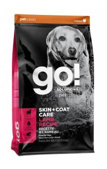 GO! SKIN + COAT LAMB, корм для собак c Ягненком / Petcurean (Канада)