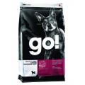GO! Sensitivity + Shine LID Lamb Dog Recipe, GF, Potato Free, корм для собак с Ягненком / Petcurean (Канада)