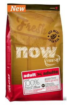 NOW Fresh™ Grain Free Red Meat Adult Recipe DF, корм для собак с избыточным весом / Petcurean (Канада)