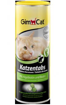 GimСat Katzentabs, таблетки с водорослями и биотином / Gimborn (Германия)