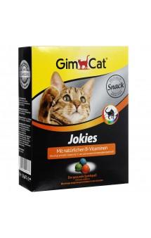 GimСat Jokies, витамины для кошек / Gimborn (Германия)