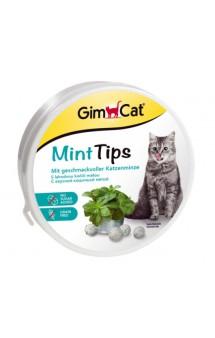 GimСat Mint Tips, витамины для кошек / Gimborn (Германия)
