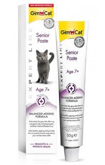 GimСat Expert Line Senior paste, паста Сеньор для пожилых кошек / Gimborn (Германия)