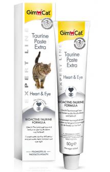 GimСat Expert Line Taurine Paste Extre, паста с Таурином для кошек / Gimborn (Германия)
