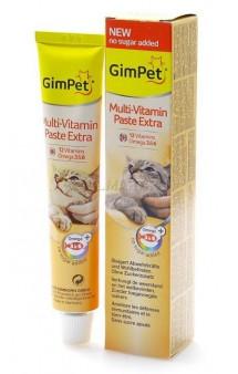 Паста для вывода шерсти для кошек Gimpet «Мальт-Софт-Экстра» / Gimborn (Германия)