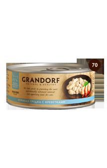 GRANDORF Куриная грудка с Креветками в собственном соку / Asian Alliance International Co., Ltd. (Тайланд)
