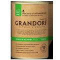GRANDORF Lamb Adult All Breeds, влажный корм для собак с Ягненком и Телятиной / Monge & C. SpA (Италия)