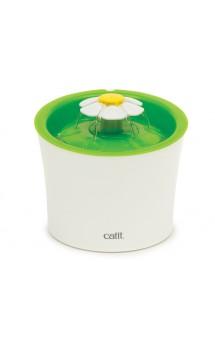 """Catit Senses 2.0 Flower Fountain, питьевой фонтанчик """"Цветок"""", 3 л / Hagen (Германия)"""