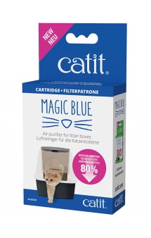 """Инновационный фильтр """"Magic Blue"""", для кошачьего туалета / Hagen (Германия)"""