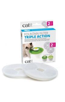 Filter Catit Triple Action, Фильтр тройного действия / Hagen (Германия)