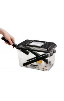 Cricket Pen, контейнер для живого корма / Hagen (Германия)