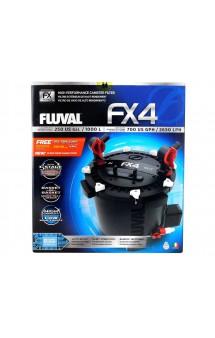 Fluval FX4, внешний фильтр для аквариумов до 1000 л / Hagen (Германия)