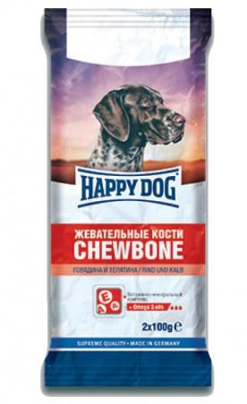 Жевательные Кости для собак / Happy Dog (Германия)
