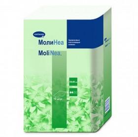 MoliNea, пеленки впитывающие,130 г/м2 / Hartmann (Германия)