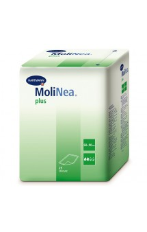 MoliNea Plus, пеленки впитывающие, 110 г/м2 / Hartmann (Германия)