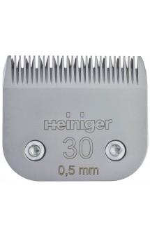 Сменное лезвие Heiniger для кошек и собак 30/0.5 мм / Heiniger (Швейцария)