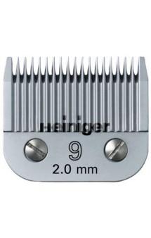 Сменное лезвие Heiniger для собак 9/2.0 мм / Heiniger (Швейцария)