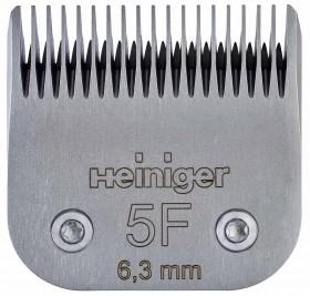 Сменное лезвие Heiniger для собак 5F/6.3 мм / Heiniger (Швейцария)