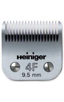 Сменное лезвие Heiniger для собак 4F/9.5 мм / Heiniger (Швейцария)