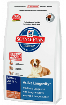 Adult Advanced Fitness Large Breed Lamb & Rice / Hill's (США-Нидерланды)