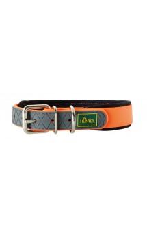 Convenience Comfort, ошейник для собак, биотан, оранжевый / Hunter (Германия)