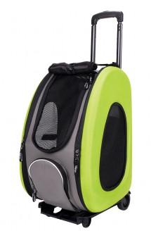 Pet Wheeled Carrier Складная сумка-тележка, 3 в 1 / Ibiyaya (Китай)
