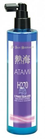 ATAMI H 270, Двухфазный спрей для облегчения расчесывания / Iv San Bernard (Италия)