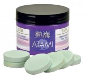 ATAMI Relax Tablets,Релаксирующие таблетки,минеральные ванны / Iv San Bernard (Италия)