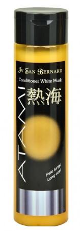 ATAMI Белый мускус,Кондиционер смягчающий для длинной шерсти / Iv San Bernard (Италия)