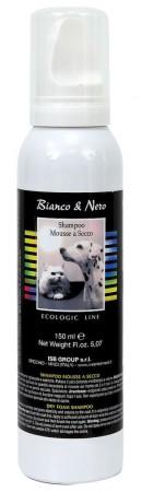 Black&White Dry Foam Shampoo Сухой шампунь / Iv San Bernard (Италия)