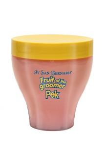 FRUIT of the Grommer Mask Pink Grapefruit, Маска Розовый грейпфрут с витаминами, для шерсти средней длины / Iv San Bernard (Италия)