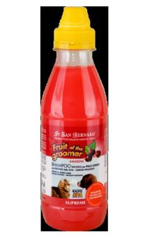 FRUIT of the Grommer Black Cherry Shampoo, Черная вишня, шампунь для короткой шерсти / Iv San Bernard (Италия)