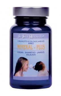 Mineral Plus Cream Shampoo, Шампунь-крем минерал плюс, мягкого действия / Iv San Bernard (Италия)